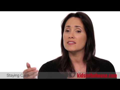 How To Be A Calm Parent - Jeanette Yoffe, MFT
