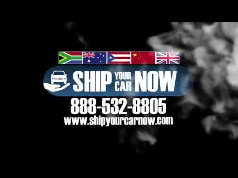 International Car Shipping to Australia