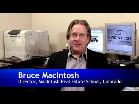 MacIntosh Real Estate School Colorado