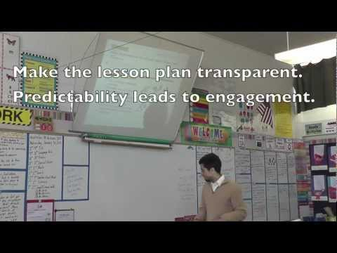 Teaching Challenging Lesson Objectives Pt I