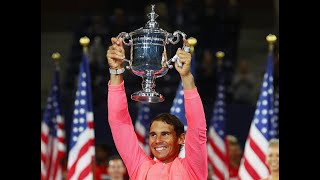 2017 US Open: Nadal vs. Anderson Championship Match Highlights