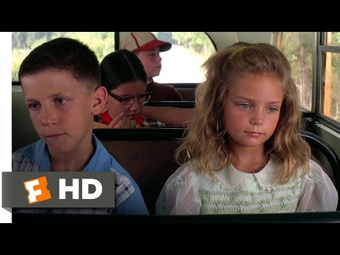 Forrest Gump (1/9) Movie CLIP - Peas and Carrots (1994) HD