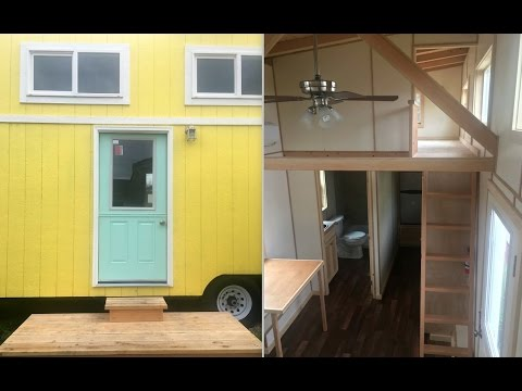 Buy This Tiny House Built For Family Life