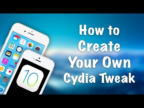 How to Create Your Own Cydia Tweak for iOS 10 | Theos Tweak Development Tutorial for Beginners