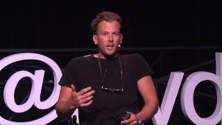 The Truth About Growing Up Disabled | Dylan Alcott | TEDxYouth@Sydney
