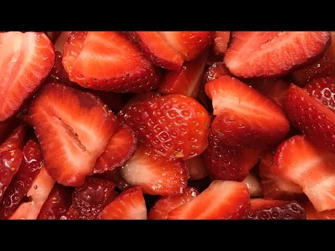 Making It Grow - Preserving Your Strawberries