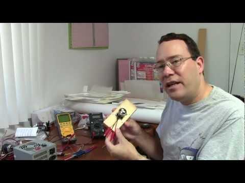 Measuring Motor Constants: Power Factor