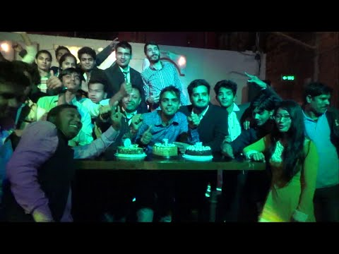 Diwali Party in Russia with Indian students