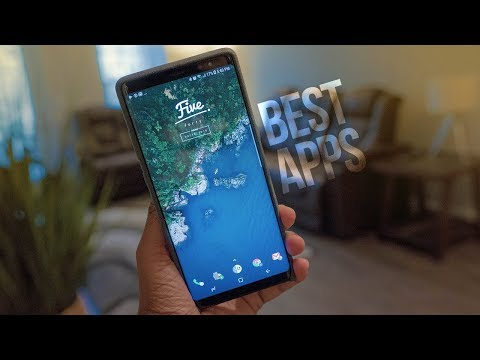 Best Android Apps - March 2018!