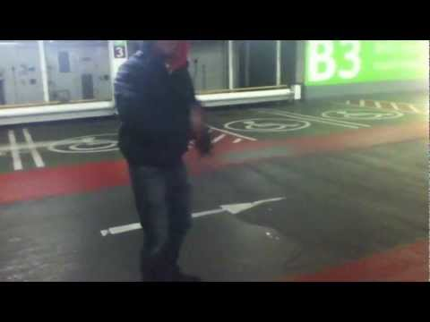 freestyle dance Basingstoke total fail wipe out gone wrong video