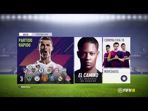 FIFA 18 DEMO - MY PANAMA IS IN THE WORLD CUP!!!