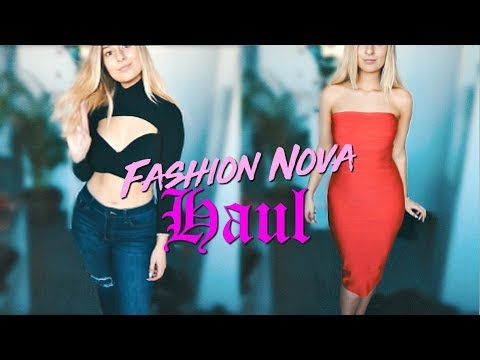 SUMMER Fashion Nova TRY-ON Haul !!!! | COCO Chanou