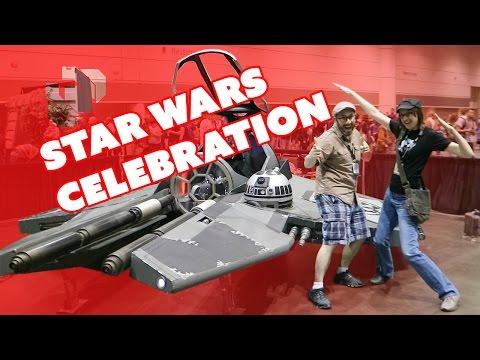 Star Wars Celebration 2017 - Punished Props