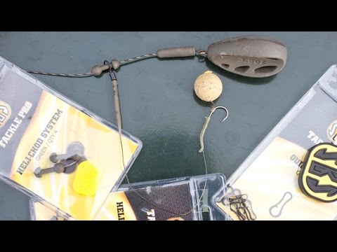 SBS Carp Fishing Quick Tips - How to tie a Helicopter Rig?