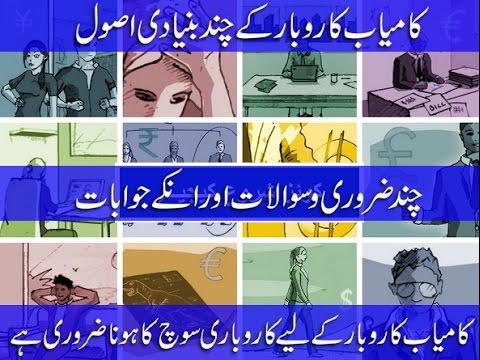Kamyab Karobar Chand Sawalat...                کامیاب کاروبار اور چند سوالات