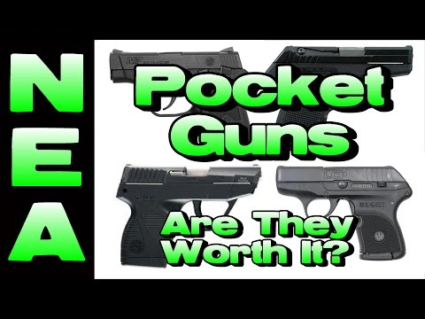 Pocket Guns - Are They Worth It?