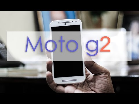 Motorola Moto G 2nd Generation / G2 Unboxing and Review