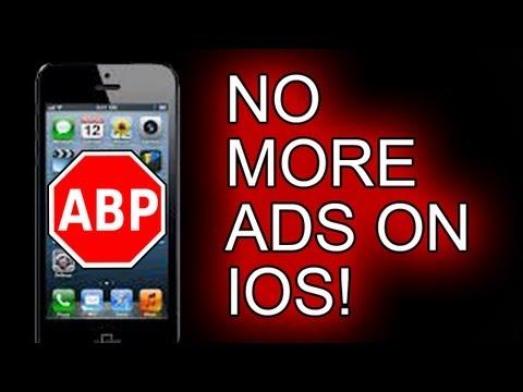Adblock for iPhone/iPad/iPod - IOS 6 compatible!