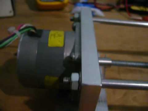 Control de motor a pasos por USB - USB step motor control