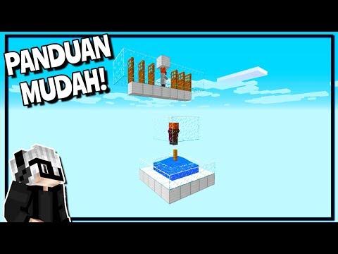 CARA MEMBUAT FRILIOTH VILLAGER BREEDER di Minecraft Indonesia
