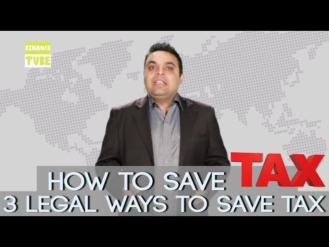 How to Save TAX? 3 Legal Ways to Save TAX | Vishal Thakkar