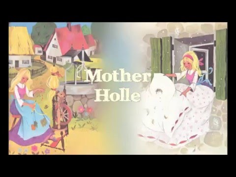 Mother Holle  - Grimm's Fairy Tales (with subtitles)