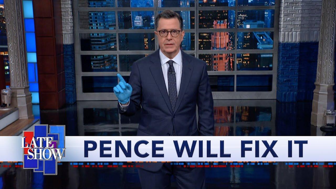 Wall Street Panics After Trump Unveils Lackluster Coronavirus Response Plan