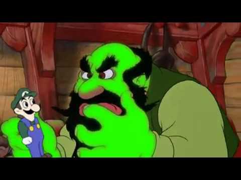Youtube Poop Stromboli collects Youtube Poop {WAXONATOR}