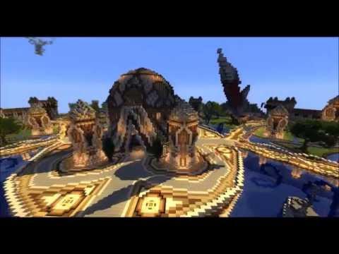 Entity Builds - Gravity [Minecraft Server Hub]