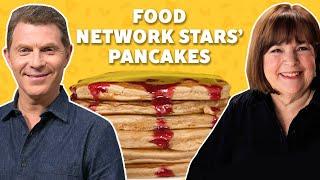 We Tried Food Network Stars' Pancake Recipes | TASTE TEST
