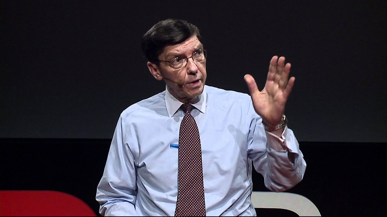 How Will You Measure Your Life? Clay Christensen at TEDxBoston