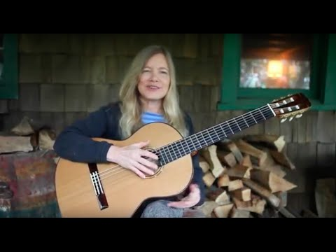 Changing Nylon Strings Muriel Anderson