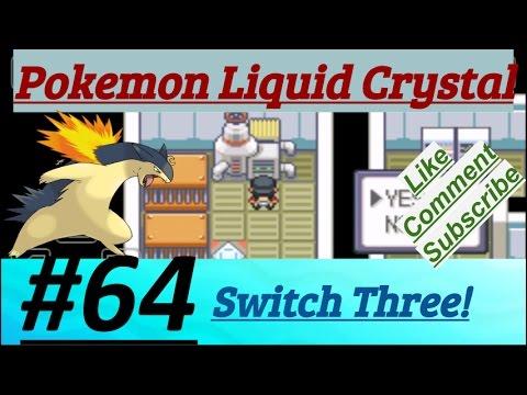 Pokemon Liquid Crystal Episode 64 Battle Inside Silph Co. & Power Switch Three On At Saffron City