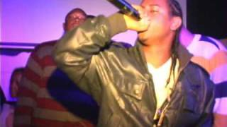 "Sandman Negus Performing ""music Video"" At Crenshaw Live"