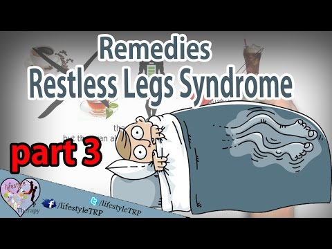 15 Remedies for Restless Legs Syndrome (Natural) part3 | animated video