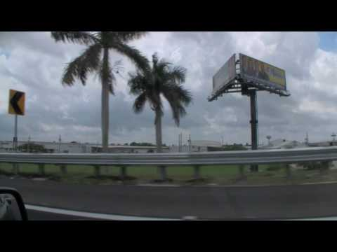 Driving from Fort Lauderdale to the Florida Keys