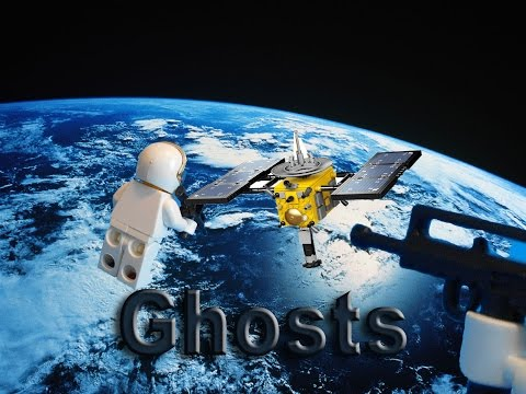 Lego Call Of Duty Ghosts