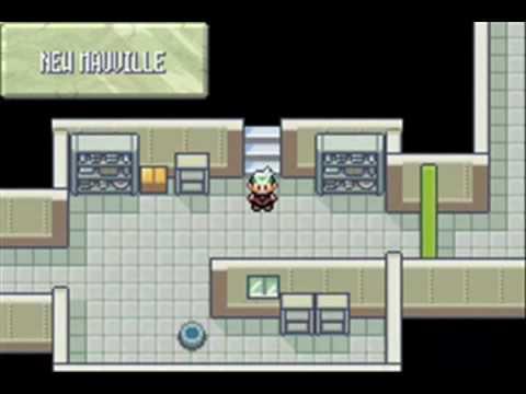 Pokemon Emerald Walkthrough Part #32: New Mauville