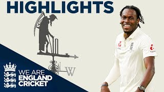 The Ashes Day 5 Highlights   Second Specsavers Ashes Test 2019