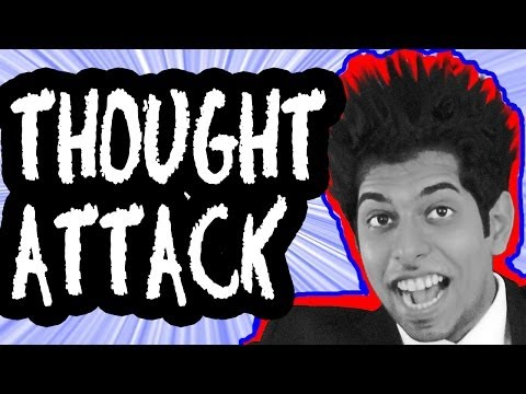 THOUGHT ATTACKS : Inspirational Video in Hindi on Negative Thoughts