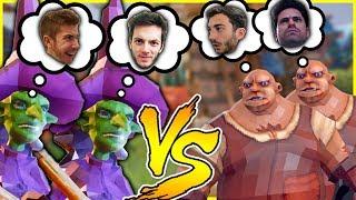 2v2: GUERRA A SQUADRE! ANCORA PIÙ DIVERTENTE! - Witch It Funny Moments w/GiampyTek & iNoob