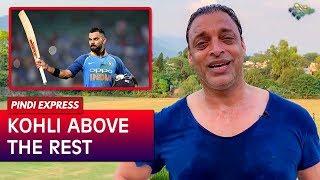 Virat Kohli Emerges as World's No.1 Captain | Kohli Above the Rest | IND vs SA | Shoaib Akhtar