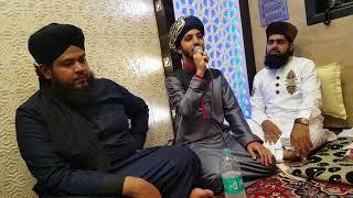 Best kalam of Allahu Allah by Nath Khwan shafi ullah kHan qadri sahab(goldmedalist) from Hyderabad