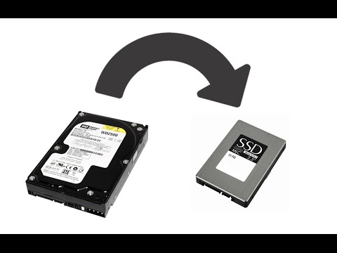 How to Migrate Windows 10 to a  Solid State Drive (SSD)