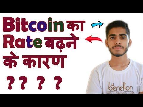 Why Bitcoin Price Increase Suddenly? बित्कोइन का दाम अचानक से कैसे बढ़ा