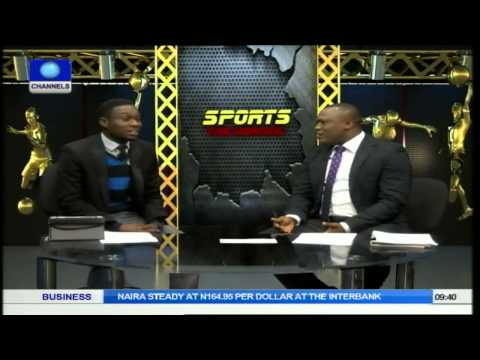 Sports This Morning: Analysis on Table Tennis development in Nigeria, Champions League, NFF PT1