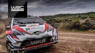 WRC - Rally Italia Sardegna 2018: Shakedown Highlights