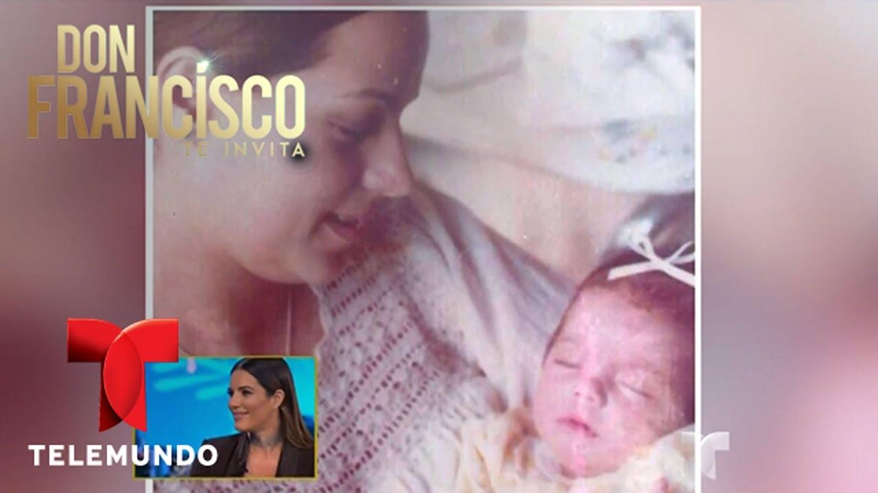 Don Francisco Te Invita | Gaby Espino: Jencarlos es el padre de mis dos hijos | Entretenimiento