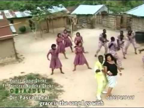 Prince Gozie Okeke & Pricess Njideka Okeke performs Great Anointing Praise vol 2 Pt. 2