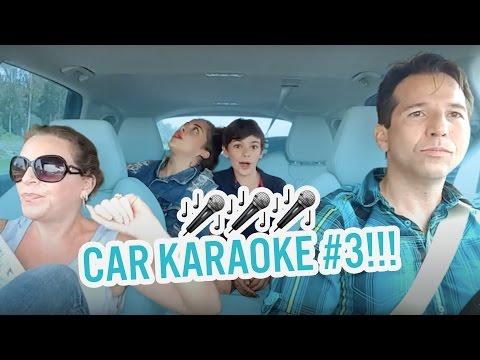Martin Car Karaoke - Rap Edition!